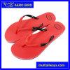 女性のためのSpeciallデザインストラップのスリッパ(PS 04赤い)