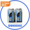 ISO Approved Manufacturer 6lr61 Alkaline Battery 9V