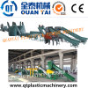 PP/PE Film Crushing e Washing Line