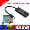 HDMI Premium al USB 3.0 un Type Mhl Converter