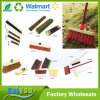 Escova diferente da vassoura do jardim da Multi-Superfície do tamanho do profissional com madeira ou plástico