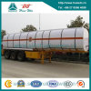 3 차축 38cbm Insulation Fuel Tanker Semi Trailer