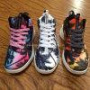 Самые последние ботинки баскетбола идущих ботинок женщины высокого качества способа (B156)