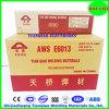 Schweißens-Elektrode ISO-Lieferant, Aws E6013 Rutil-Sand-Schweißen, Schweißens-Elektroden des Fluss-Stahl-E 6013