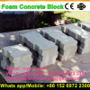 Eco 라이트 경량 거품 콘크리트 블록 형 기계