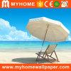 Peintures murales de papier peint de ciel du paysage 3D de mer et de plage