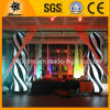 Inflatable caldo LED Light Screw Column Tubes per Club Decoration (BMLB98)