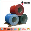 Colore Painting Aluminum Coil per Making Aluminium Composite Panel