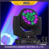 19X15W B des Augen-K10 bewegliches Hauptlicht Bienen-des Augen-LED