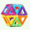 O brinquedo popular Magformers DIY brinca tijolos magnéticos plásticos do brinquedo