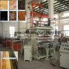Производственная линия PVC искусственная мраморный с листом