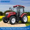 Tractor de granja de tamaño mediano del motor del tractor agrícola 85HP Yto/tractor de la energía