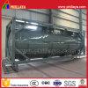 Kohlenstoff Steel oder Edelstahl Fuel Transport ISO Tank Container