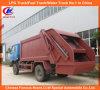 caminhão de lixo resistente de 130HP 170HP Dongfeng 4*2