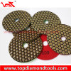 Dry Used Resin Polishing Disc