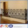 최신 Galvanized Residential Modern Wrought Iron Fence (dhfence-17-2)