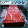 중국에서 고품질 물결 모양 루핑 강철판
