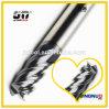 Metal Duro Longo Shank 3 Flauta por Aluminum Processing Fresa