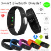 Neues entwickeltes Bluetooth 4.0 intelligentes Armband mit Puls-Monitor (ID107)