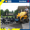 Trencher com Xd380 Mini Skid Steer Loader