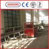 PVC Conduit Pipe que hace la máquina