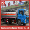 Dongfeng Chassis를 가진 2개의 차축 10000-15000L Refueller Tank Truck