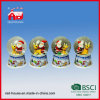 Polyresin Souvenir Snow Globe con il Babbo Natale Painting Resin Base