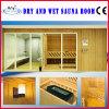 De commerciële Grote Droge en Natte Zaal van de Sauna (bij-8621)