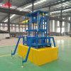 Tabella di elevatore idraulico elettrica usata dell'interno della piattaforma di lavoro dell'antenna della lega di alluminio di vendita calda