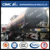 Cimc Huajun Carbon Steel 18.5cbm Acid Liquid Tanker