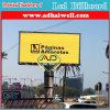 Doble Lado exterior LED Panel Publicidad Billboard
