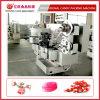 Máquina de embalagem automática cheia da torção do dobro de Granual da carne (YW-S800)
