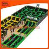 Grandes trampolins com Playground Indoor