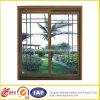 Высокомарочное окно европейского стандарта алюминиевое/алюминиевое окно