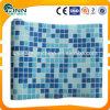 Mosaici che nuotano la fodera di plastica del raggruppamento