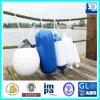 空気の白いブイ浮遊水球のブイのボートのフェンダー