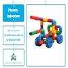 La muffa di plastica personalizzata scherza la lavorazione con utensili di plastica d'impionbatura educativa dell'iniezione del giocattolo