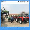 De Mini Landbouw/Kleine Tuin van China 48HP 4WD/Compacte Tractor voor de Landbouw