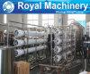 Terminar a planta do tratamento da água do RO