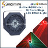 18*10W RGBW Wedding Nachtclub Sunflower LED Effect Light