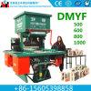 Da argila hidráulica da máquina do tijolo de Dmyf800 máquina de bloqueio do tijolo Eco