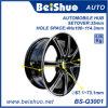 Bordas de alumínio da roda de carros da liga para todos os carros