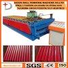 Prensa de batir galvanizada metal adaptable de la hoja de la azotea de la capa doble de Dx