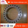 Bride plate de soudure d'acier du carbone de face de JIS 5k