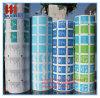 Papel de papel de aluminio para la pista antiséptica del alcohol