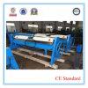 Manuelles Blech-Faltblatt die Eisenhandfaltende Maschine