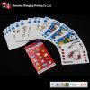 Douane die de Levering voor doorverkoop van Speelkaarten speelt Cards&Customized