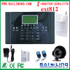 SMS、MMS、E-Mail Calls Automatically Bl6000の専門家GSM/CDMA Security Alarm System