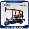 100-200m bewegliches Bohrloch-Bohrmaschine/Traktor eingehangene Ölplattform für Verkauf