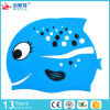 Funktionseigenschaft-weiche Karikatur-Silikon-Schwimmen-Schutzkappe für Kind